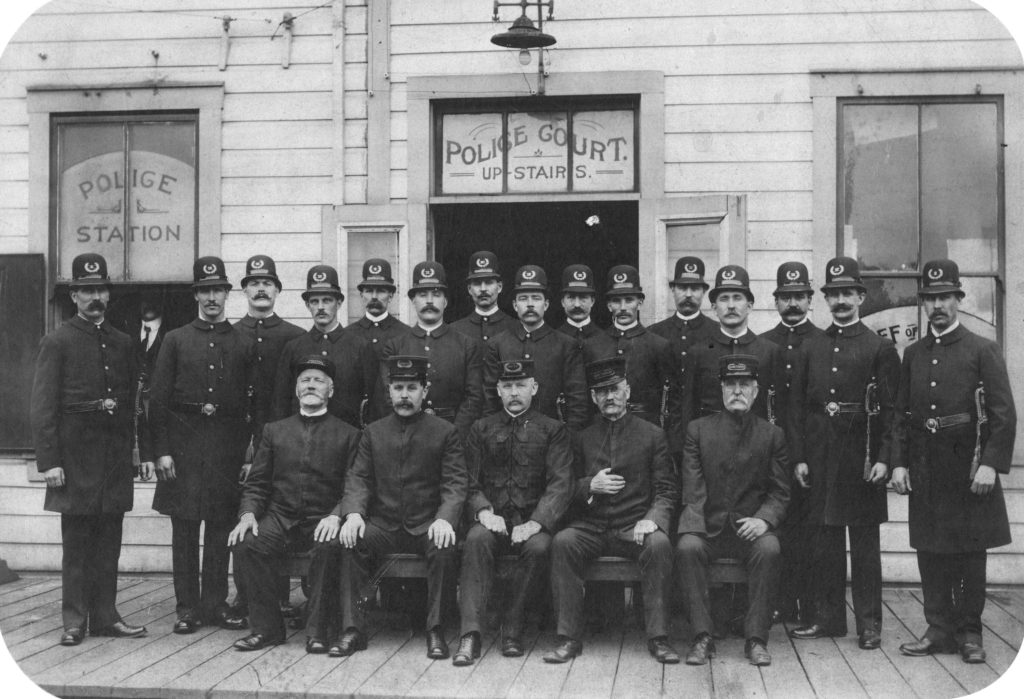 Three more policemen added to the force – November 19, 1888