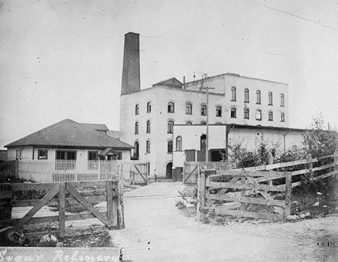 Rogers sugar factory bonus drafted – February 10, 1890