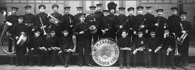 Vancouver cannot grant money to City Band – February 8, 1887