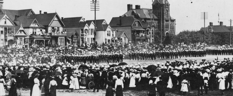 Vancouver asks BC to incorporate High Schools, build University here – March 8, 1894