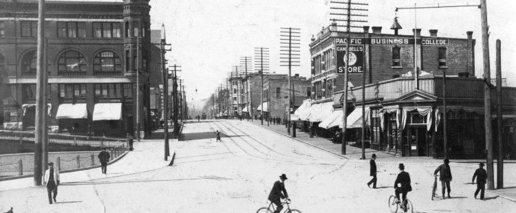 Arcade Building plans sent back – June 18, 1894