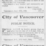 New City Assessor Appointed – September 24, 1894