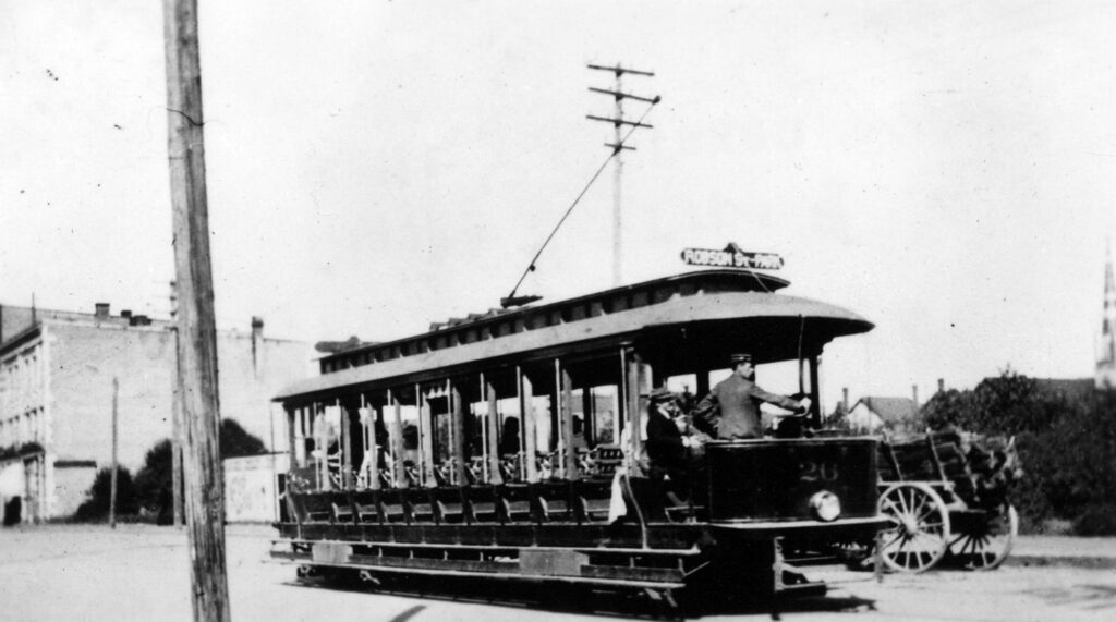 Robson Street railway permission repealed – November 19, 1894