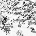 Hastings Mill - detail - cropped from 1898 Van Pan Map