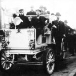 Vancouver fire officials 1896