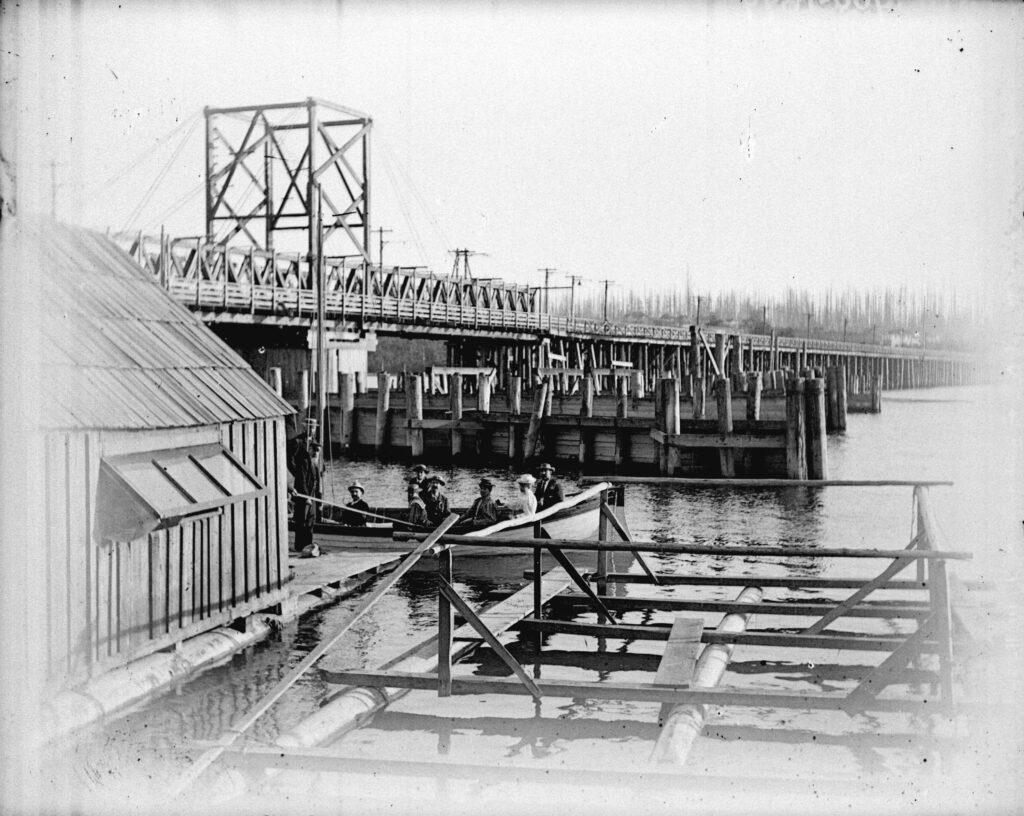 Swing Span for Granville Street Bridge considered- September 13, 1897