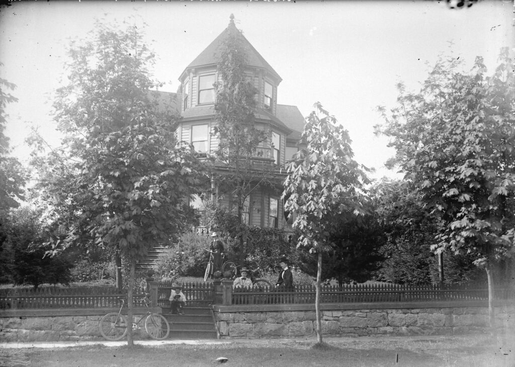 Ex-Mayor Fred Cope Dead – October 4, 1897