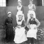 Vancouver Hospital staff 1893