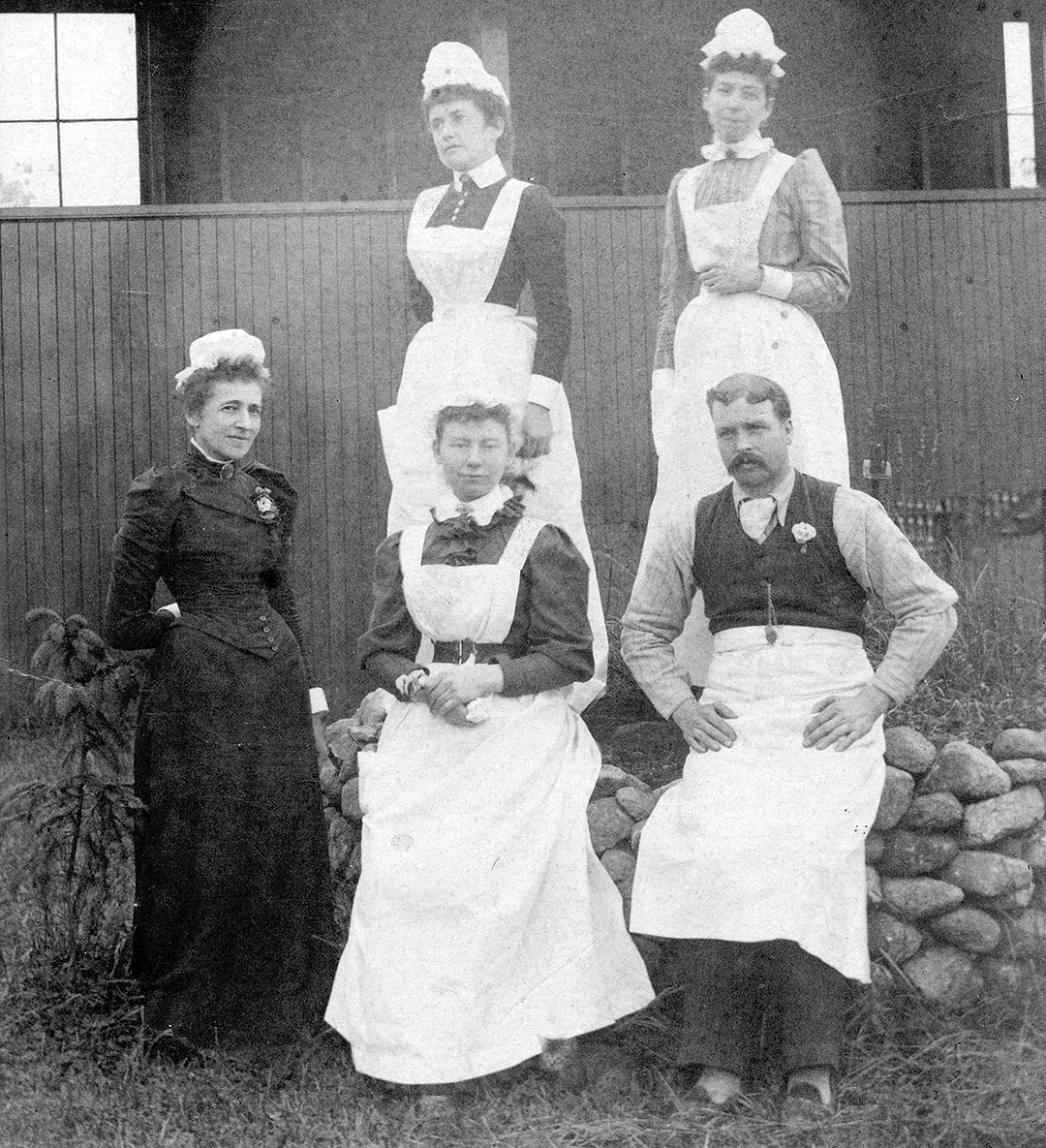 Hospital medical staff appointed – September 17, 1888