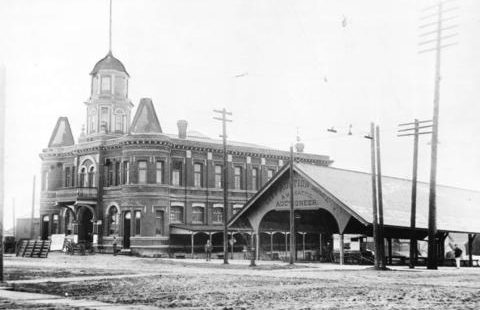 City Market rents established – October 13, 1890