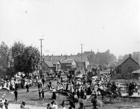 Clark's Park offer rejected by Vancouver – May 2, 1887