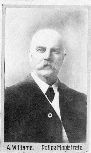 Council selects new Police Magistrate – November 18, 1891