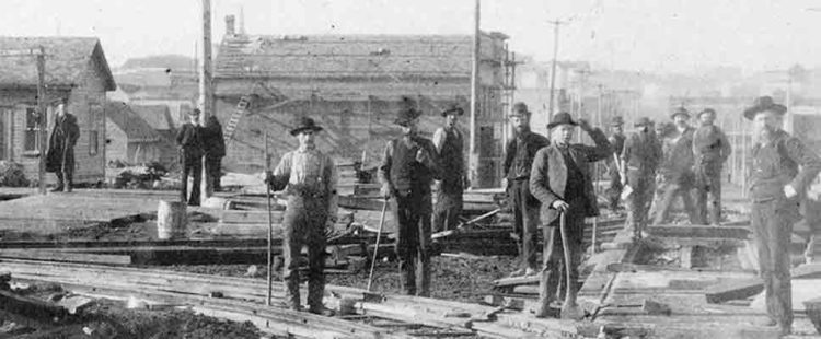 City of Vancouver work day reduced to nine hours – May 26, 1890