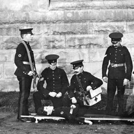 Police, firemen to get free first aid training – December 15, 1890