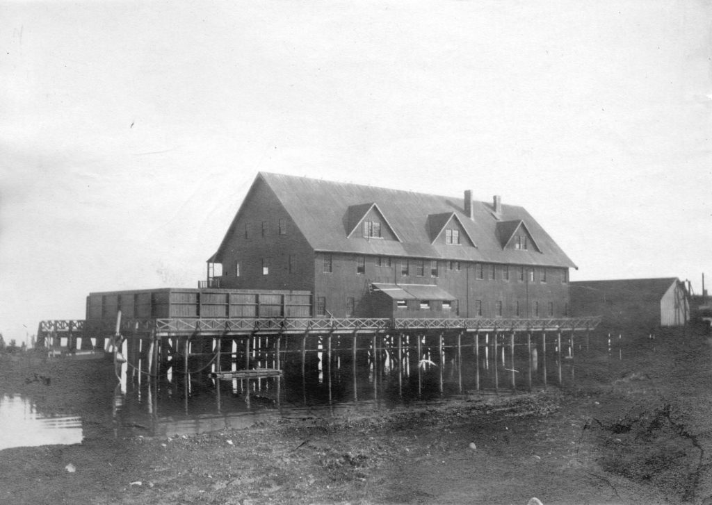 C.P.R. offers site for immigrant sheds – July 30, 1888