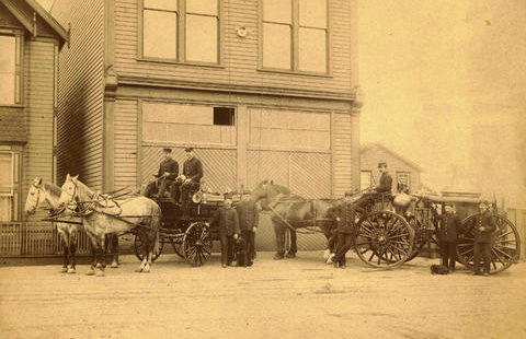 "New fire hall can be rented to ""suitable"" groups – November 1, 1886"
