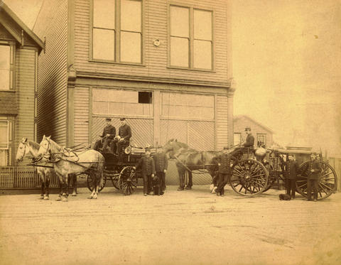 """New fire hall can be rented to """"suitable"""" groups – November 1, 1886"""