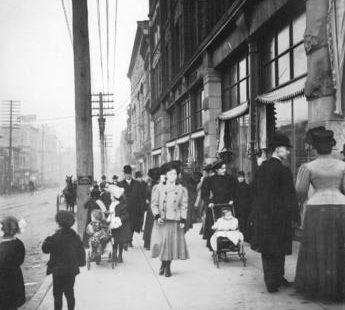 Hudson's Bay Co. refused liquor license – February 14, 1887