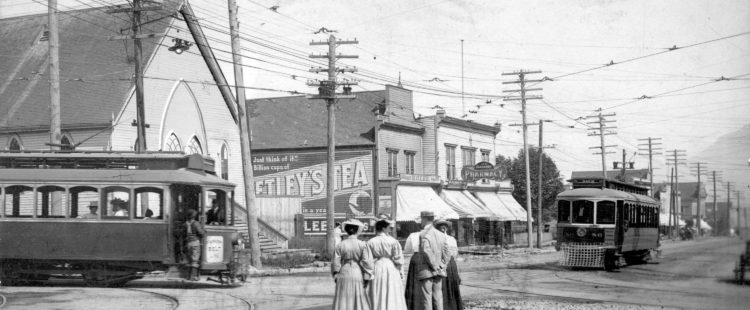 Sidewalk to be put in for Baptist Church – December 7, 1891