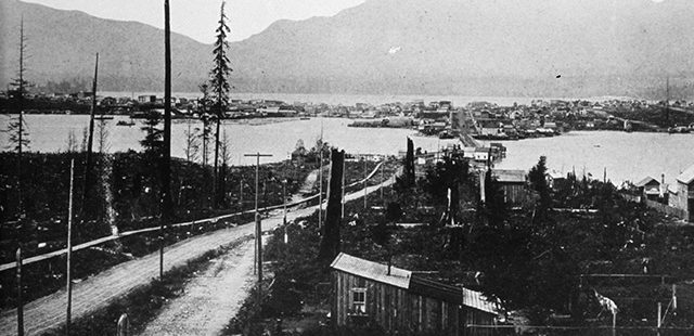 Budget requested to build bridge across False Creek – December 27, 1887