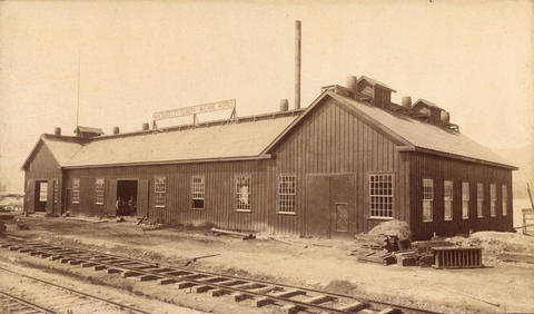Vancouver Iron Works Company gains 10 year tax exemption – September 24, 1887