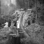 Coquitlam Water Works to supply Vancouver's water – March 21, 1887