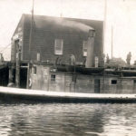 Carrall Street wharf will be built by David Oppenheimer – October 15, 1886
