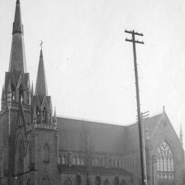 Vancouver to co-operate with Holy Rosary Cathedral in building sidewalk to church – November 29, 1886