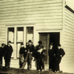 """Post office must be moved """"before the rainy season sets in"""" – October 5, 1886"""