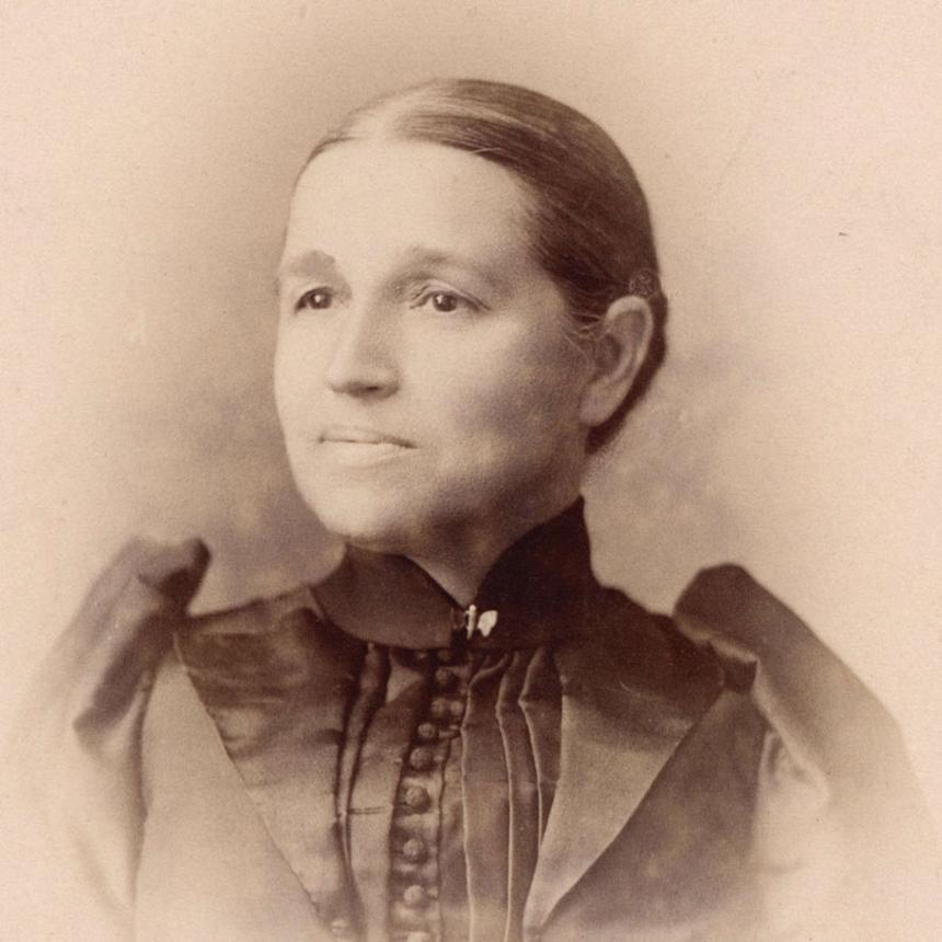 Emily Patterson's midnight canoe journey – autumn of 1883