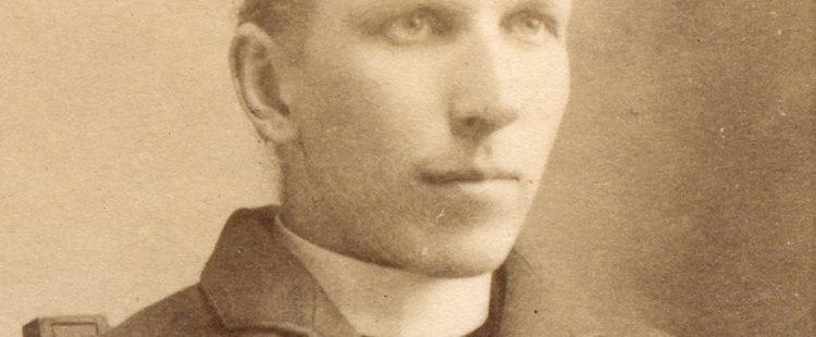 Rev. H.G. Fiennes-Clinton's letter home – April 3, 1886