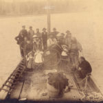 Water main replacement to go ahead across First Narrows – July 4th 1892