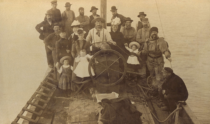"""Fire, Water & Light Committee considers tunnelling """"The Narrows"""" – July 10, 1893"""
