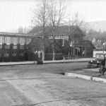 English Bay bath houses ready for use – July 3, 1893