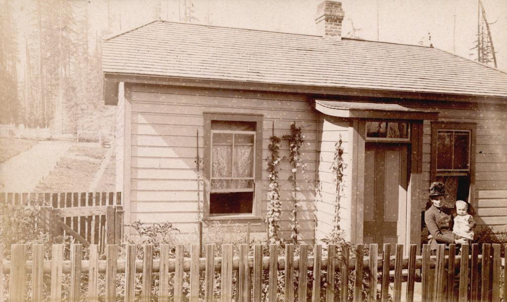 Cemetery needs draining, fence repair – May 14, 1894