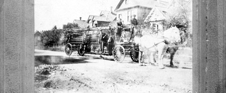 Fire Department to buy new Team – May 7, 1894