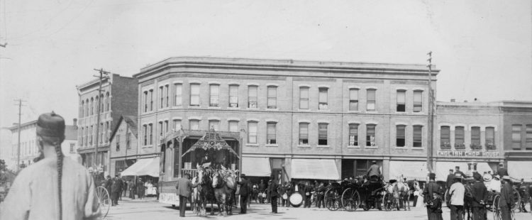 Council empowered to borrow $100,000 – March 5, 1894