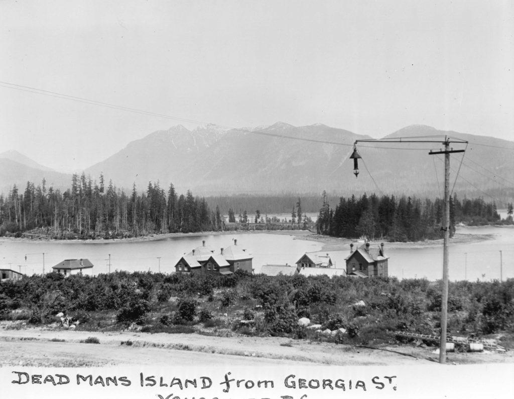 More street railway tracks to be built on Granville Street – June 4, 1894