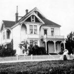Sentell home on Grove Crescent