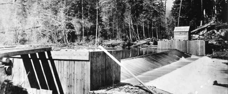 Militia Department Allows Reservoir in Stanley Park – November 27, 1893