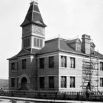 East End (Oppenheimer Street) School, originally located at 522 Oppenheimer Street, moved to Pender and Jackson in 1891. It was renamed Strathcona in 1900.