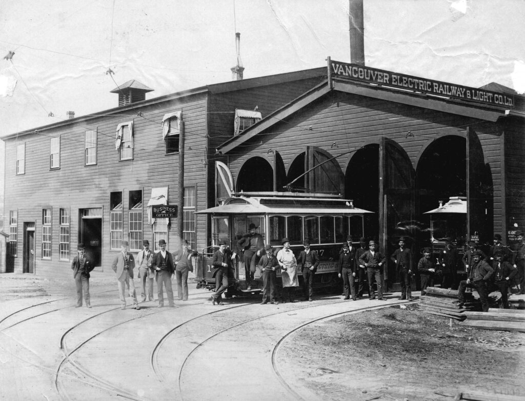 Injunction Forbids Vancouver to Pay for Street Rails – September 10, 1894