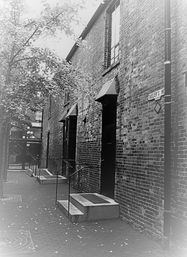Gaoler's Mews, Vancouver, BC