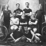 Terminal City Bicycle Club ca. 1896