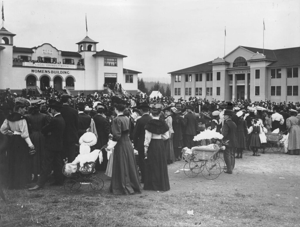 New Westminster Agricultural Fair, 1904