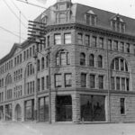 McKinnon block Masonic Hall early Vancouver