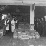 Vancouver Market Interior 1888